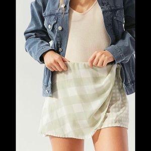 Urban Outfitters Skirts - Wrap Gangnam Skort